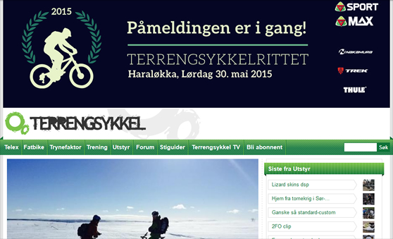 UI Design for Website in Oslo, Norway